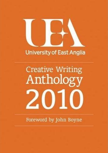 east anglia creative writing portfolio