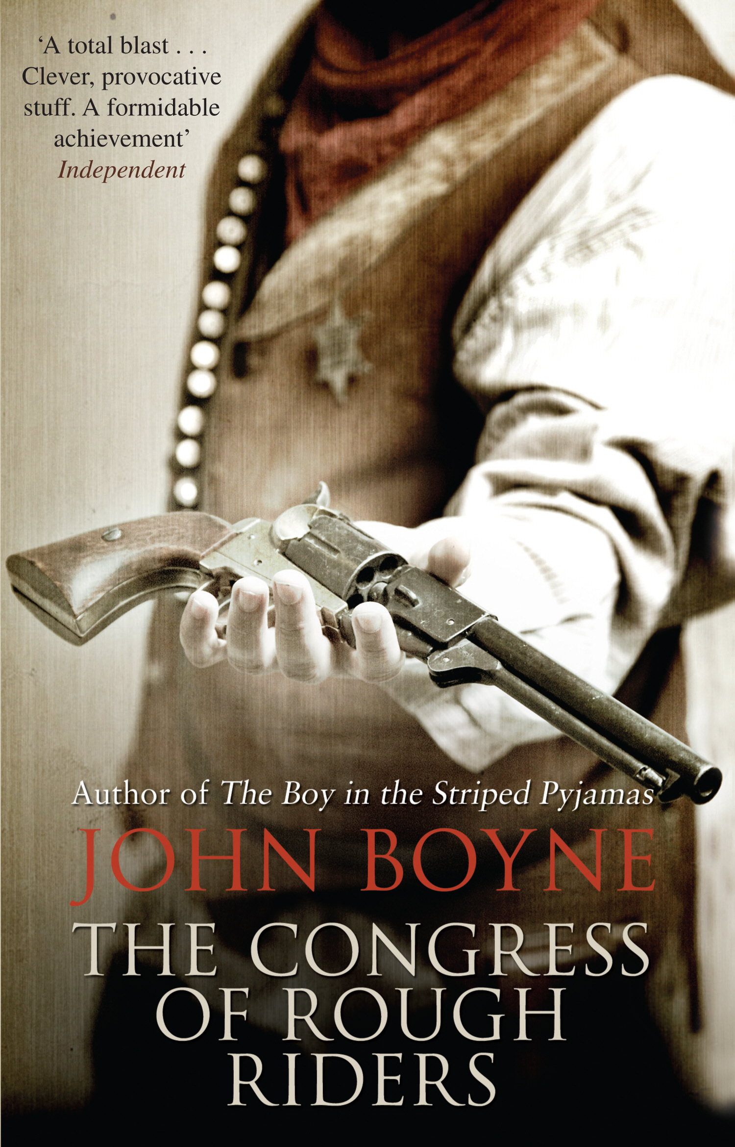 biography john boyne the congress of rough riders