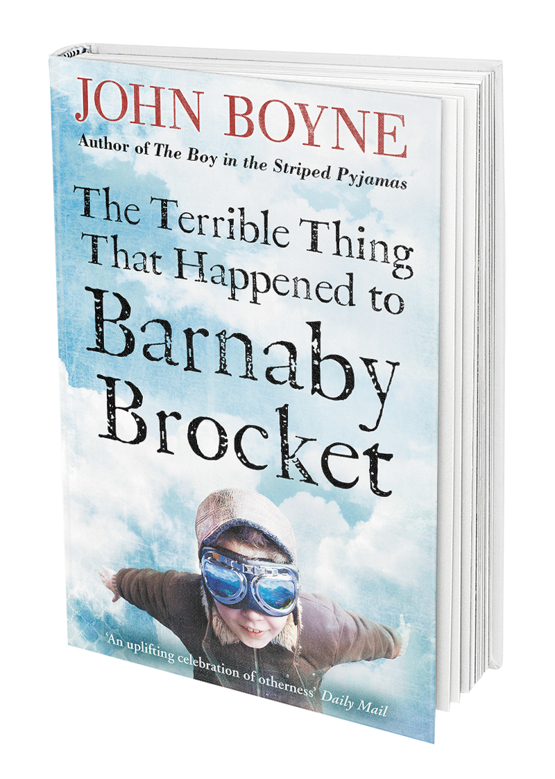 The Terrible Thing That Happened To Barnaby Brocket John